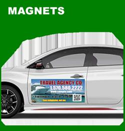 Gemini Vehicle Magnets