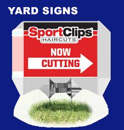Gemini Yard Signs